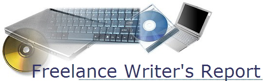 Freelance Writer's Report