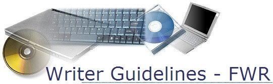 Writer Guidelines - FWR
